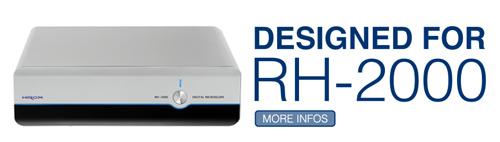 Designed for RH-2000 Main Unit