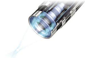 Iluminação LED de alta intensidade Microscopio hirox